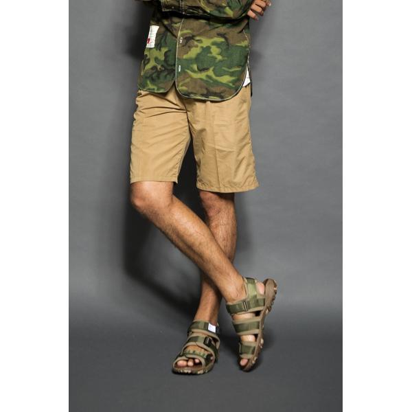 SEVESKIG(セヴシグ )NYLON EASY SHORT PANTS|plus-c|06