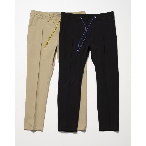 SEVESKIG(セヴシグ) 4WAY STRETCH EASY PANTS|plus-c