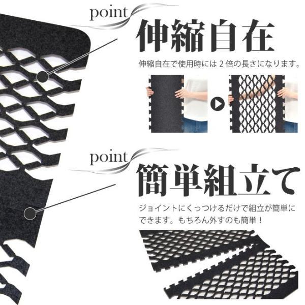 日本製 すのこ ベッド すのこ型除湿マット 防ダニ抗菌防臭 備長炭 帝人 エアジョブ ベッド用 シングル 結露 すのこマット 除湿シート 吸湿シート|plus1-store|14
