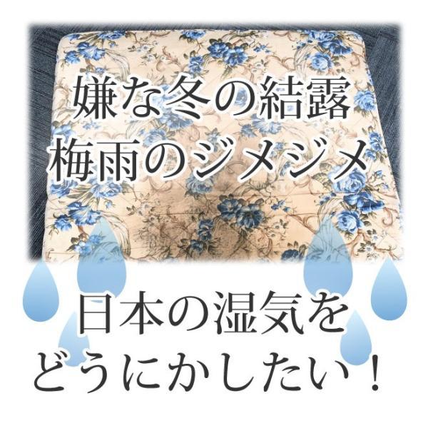 正規品 すのこ型除湿マットレス 《ダブルインパクトプラス シングル》ベルオアシス マイティトップ 使用 結露 除湿シート 吸湿シート 調湿シート すのこベッド|plus1-store|04