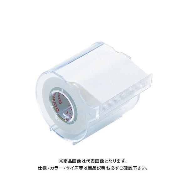 ヤマト メモック ロールテープ 白 NOR-50CH-5