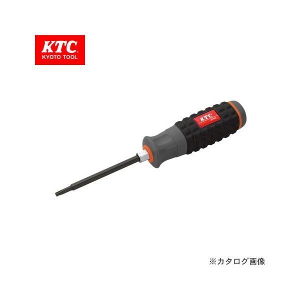 KTC 樹脂柄T型いじり止めトルクスドライバ D1T-T40H