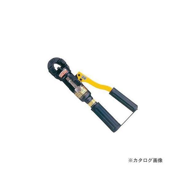 マーベル MARVEL 手動油圧圧着工具(裸圧着端子・スリーブ用) MHK-60H