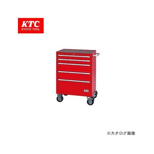 (運賃見積り)(直送品)  KTC ローラーキャビネット(5段5引出し) SKX3805