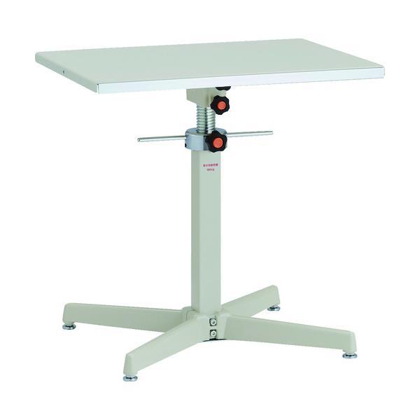 (直送品)TRUSCO ローハイシステムテーブル ジャッキアップ式 600X450 TRS-600S