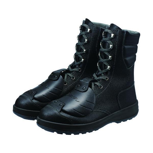 シモン 安全靴甲プロ付 長編上靴 SS33D-6 25.0cm SS33D-6-25.0