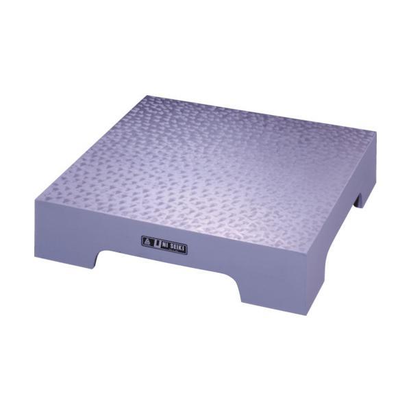 (運賃見積り)(直送品)ユニ 箱型定盤(機械仕上)500x500x75mm U-5050
