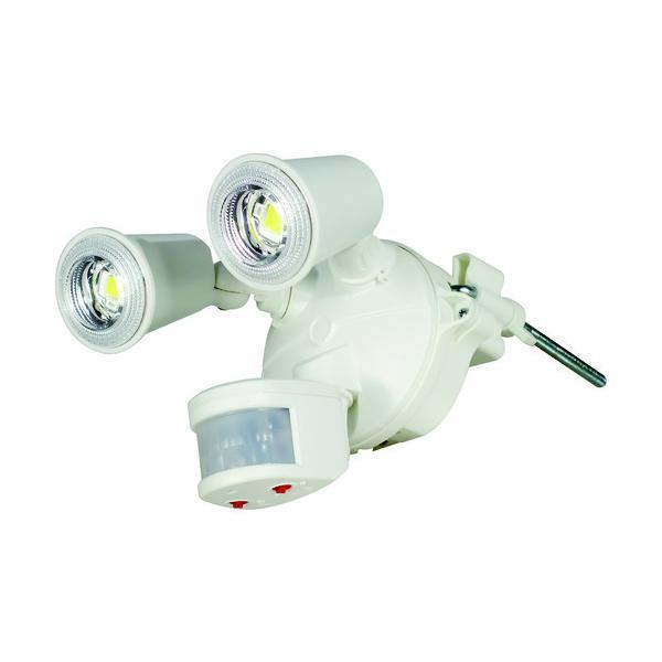 日動 LEDセンサーライト クラブアイ 20W(10W×2灯) 1800Lm SLS-CE20W-2P