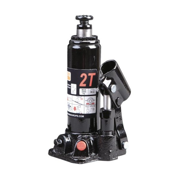 バーコ ボトルジャッキ BH4S12