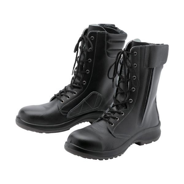 ミドリ安全 女性用長編上安全靴 LPM230Fオールハトメ 24.5cm LPM230F-24.5