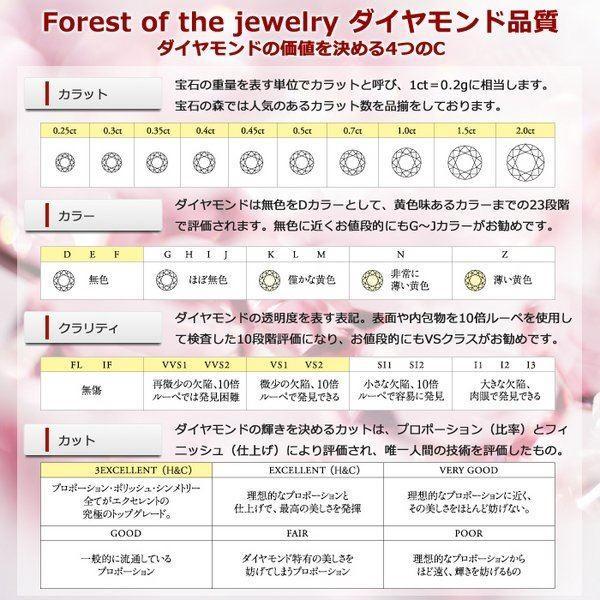 ダイヤモンド リングハーフエタニティ 0.3ct 9.5号 K18イエローゴールド 0.3カラット エタニティリング 指輪 鑑別カード付き