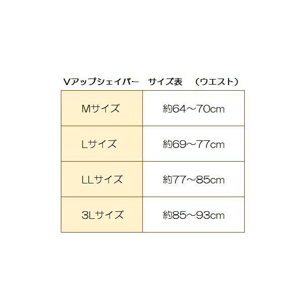 Vアップシェイパー 同色同サイズ2枚セット ヒロミ プロデュース|plusdesign|02