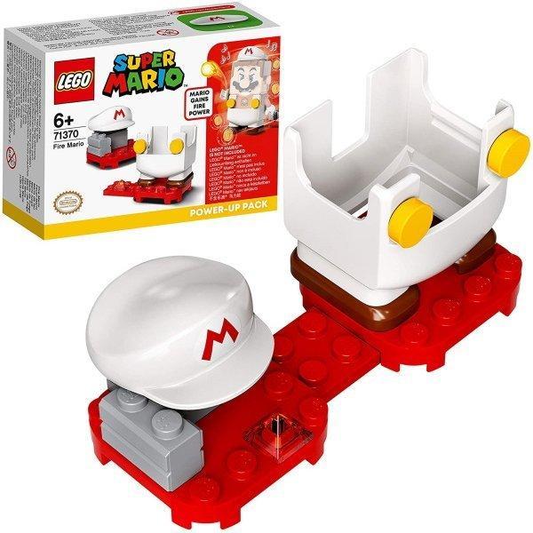 レゴスーパーマリオ8ファイアマリオパワーアップパック71370LEGOプレゼントギフトおもちゃブロック