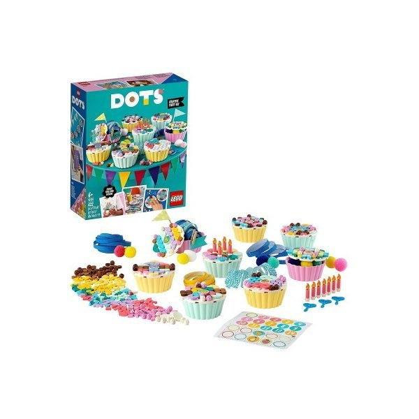 レゴ ドッツ スウィートカップケーキパーティセット 41926 LEGO ブロック おもちゃ プレゼント ギフト