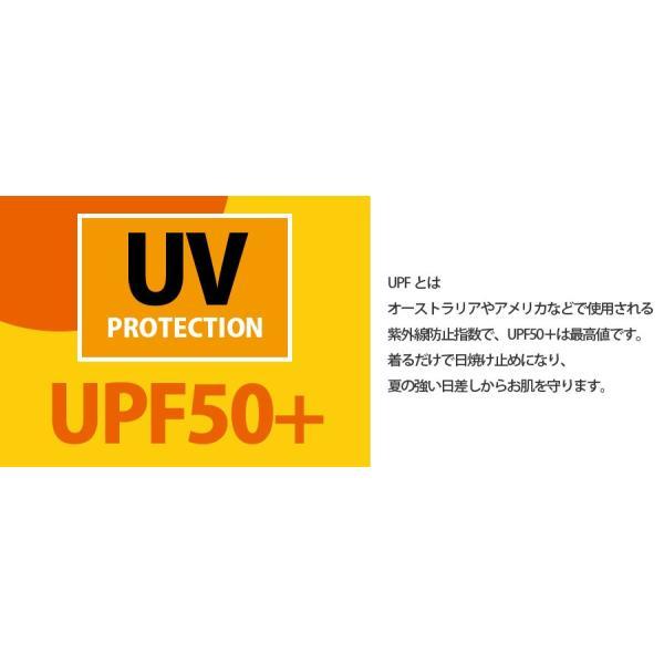 ラッシュガード ラッシュパーカー メンズ 水着 UPF50+ 柄 白 ホワイト 黒 バーカー uvカット 大きいサイズ 日焼け止め 体型カバー 夏 ジ|plusnao|10