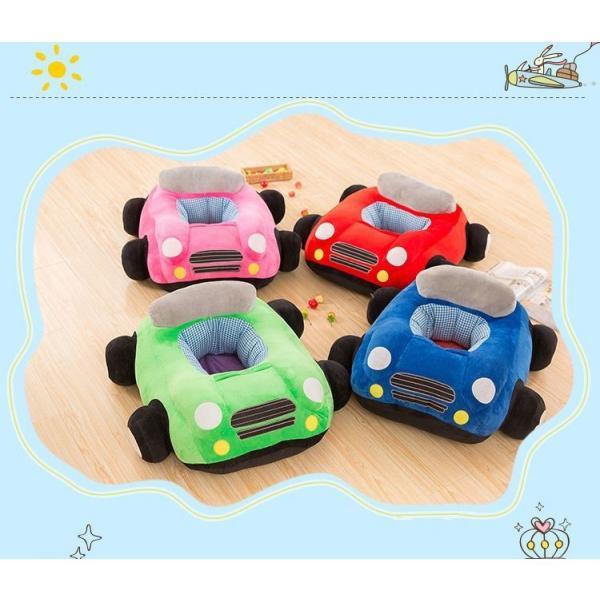 クッション 車 車モチーフ 座れる 乗れる おもちゃ キッズ 子供 ベビー 乳児 幼児 家具 椅子 座椅子 可愛い かっこいい おもしろい リビング|plusnao|11