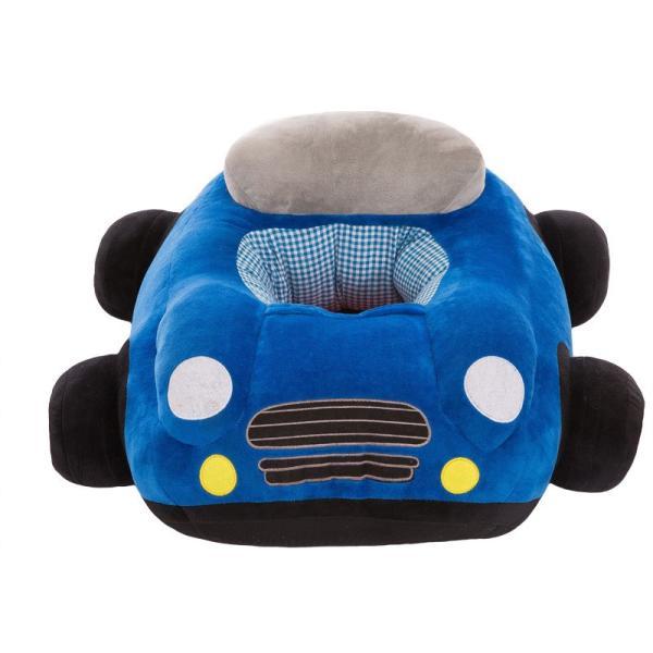 クッション 車 車モチーフ 座れる 乗れる おもちゃ キッズ 子供 ベビー 乳児 幼児 家具 椅子 座椅子 可愛い かっこいい おもしろい リビング|plusnao|15