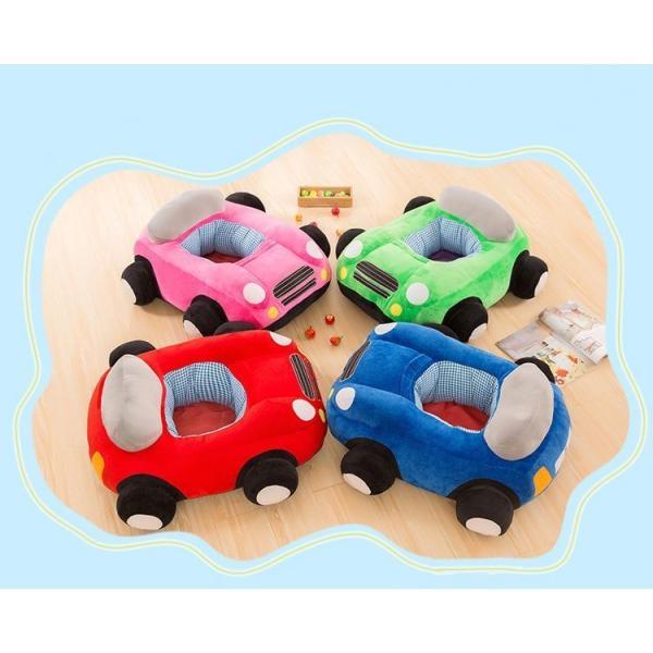 クッション 車 車モチーフ 座れる 乗れる おもちゃ キッズ 子供 ベビー 乳児 幼児 家具 椅子 座椅子 可愛い かっこいい おもしろい リビング|plusnao|18