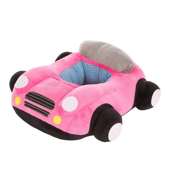 クッション 車 車モチーフ 座れる 乗れる おもちゃ キッズ 子供 ベビー 乳児 幼児 家具 椅子 座椅子 可愛い かっこいい おもしろい リビング|plusnao|04
