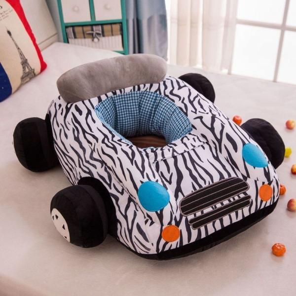 クッション 車 車モチーフ 座れる 乗れる おもちゃ キッズ 子供 ベビー 乳児 幼児 家具 椅子 座椅子 可愛い かっこいい おもしろい リビング|plusnao|06