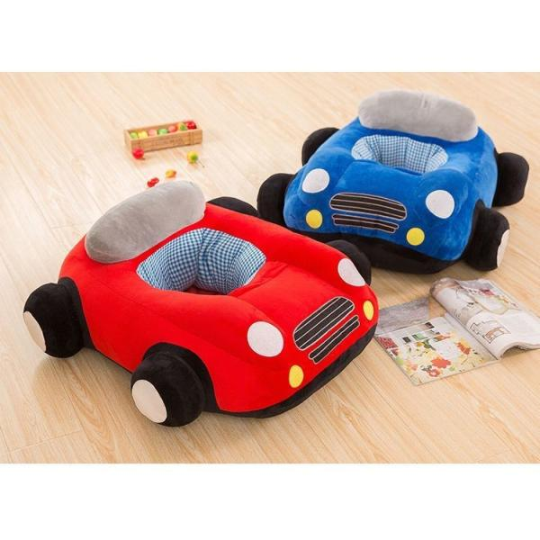 クッション 車 車モチーフ 座れる 乗れる おもちゃ キッズ 子供 ベビー 乳児 幼児 家具 椅子 座椅子 可愛い かっこいい おもしろい リビング|plusnao|10