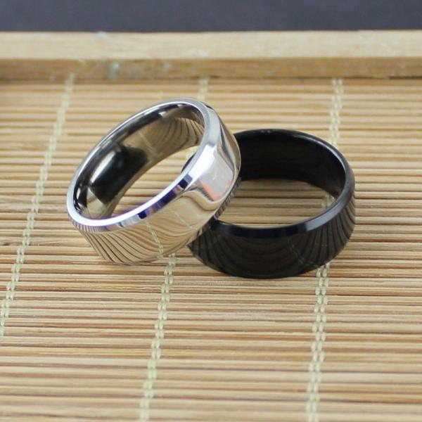 リング メンズリング 指輪 メンズ 男性 シンプル アクセサリー アクセ 鏡面 フラット 平打ちリング ファッションリング ファッション カッコイイ|plusnao|12