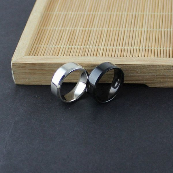 リング メンズリング 指輪 メンズ 男性 シンプル アクセサリー アクセ 鏡面 フラット 平打ちリング ファッションリング ファッション カッコイイ|plusnao|10