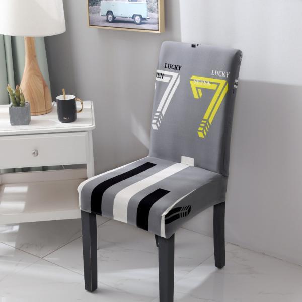 椅子カバー イスカバー チェアカバー 椅子 イス チェアカバー ダイニングチェアカバー 北欧風 おしゃれ オシャレ 可愛い かわいい 雑貨 インテリア|plusnao|10
