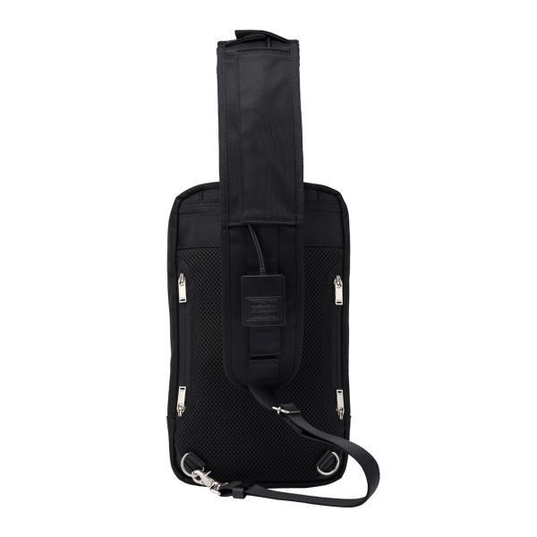 ポーター ショルダーバック PORTER SLING SHOULDER BAG × Power Leaf 次世代バッテリー 吉田カバン コラボ|plusstyle|12