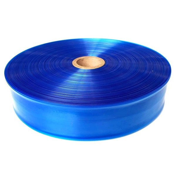 潅水チューブ 青 両面穴 チドリ穴 0.15mm×50mm×200m タイレン 大豊化学DNZZ