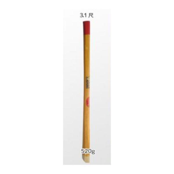 [部品のみ] 姫鍬の柄のみ 3.1尺(93cm) 堤製作所 DNZZ