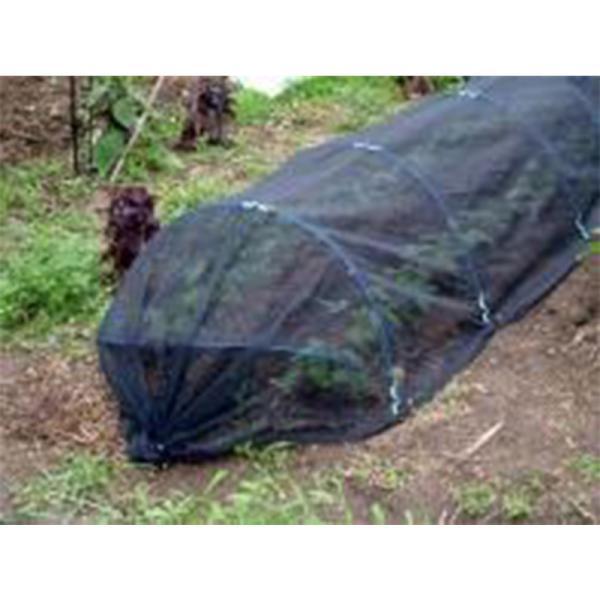個人宅配送不可 寒冷紗 〈黒〉 180cm × 100m タ種 代引不可