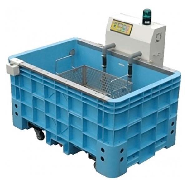 個人宅配送不可 湯芽工房 YS-500P 温湯消毒装置 催芽機 種子消毒 タイガーカワシマ オK 代引不可