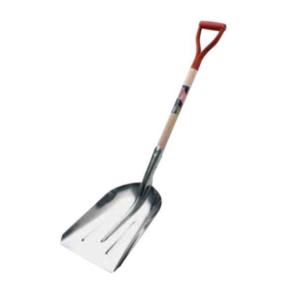 硬質アルミ 炭スコップ 3# 完成品 22040 雪かきスコップ 浅野木工所 H
