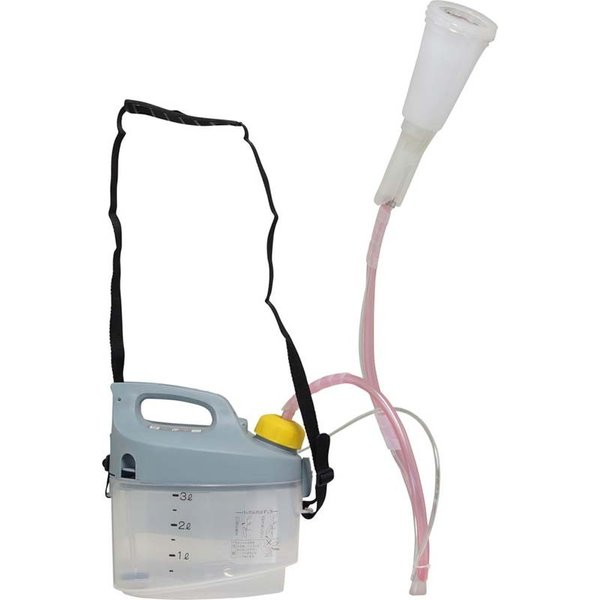 ジベレリン 処理器 噴霧器 ジベスプレーSK Mカップセット 小房サイズ用 ぶどうの ジベ処理 に 巨峰 デラウェア 星N 代引不可