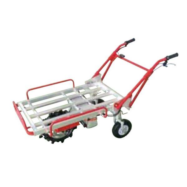 アルミス 電動猫吉 三輪タイプ DN-3 AGタイプ運搬車 電動式手押し車  アS 代引不可