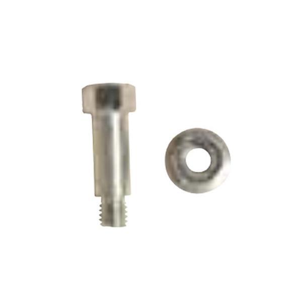 [ボルトセット] ハンマーナイフ モア刃 取付ボルト 皿ばねナット、30mmボルト [98088] アWNH