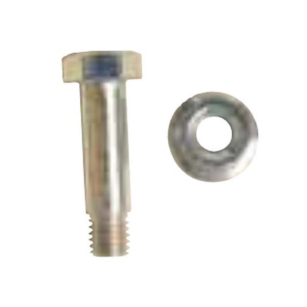 [ボルトセット] ハンマーナイフ モア刃 取付ボルト 皿ばねナット、42mmボルト [98089] アWNH