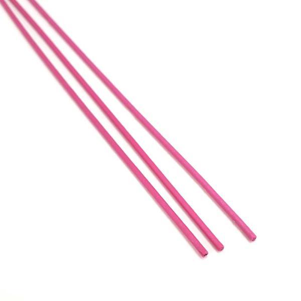 ケース販売 90袋 バインド線 中太品 ピンク 10cm 1000本入 果樹用 園芸用 工業用 結束線 バン線 棚線 山B 代引不可