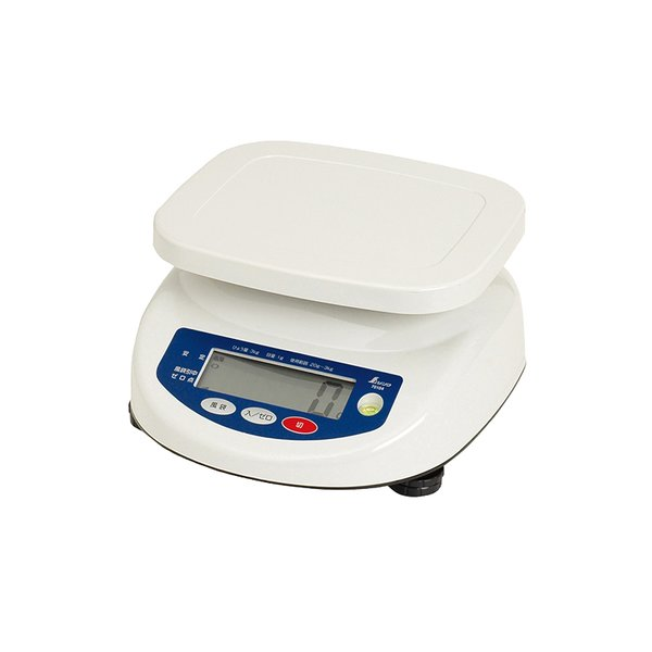 デジタル上皿はかり 15kg 取引証明以外用 シンワ測定 代引不可