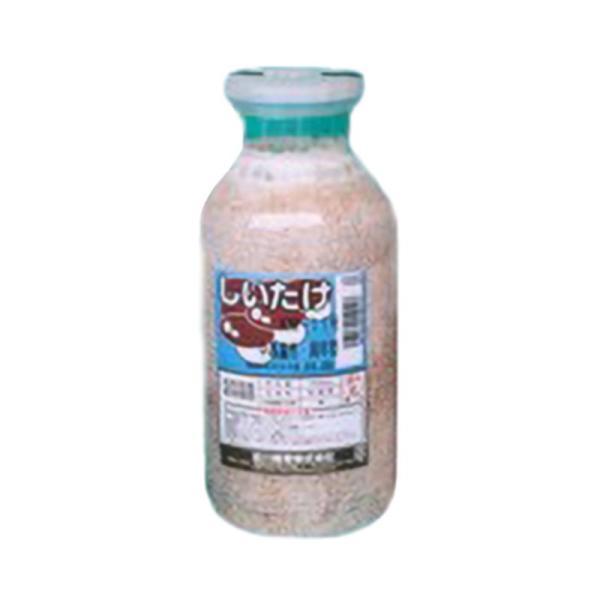 種菌 オガクズ菌 1500cc 瓶入り しいたけ KM-18号 食用きのこ菌 キノコ 椎茸 シイタケ 加川椎茸 米S  代引不可