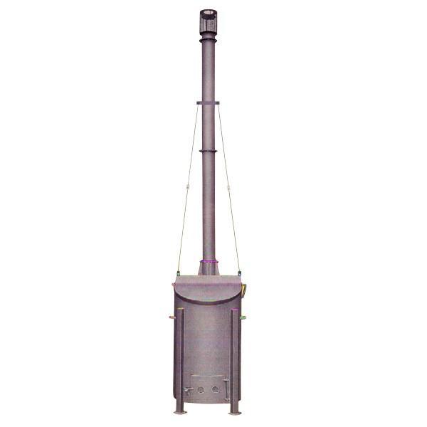 焼却炉 SFA-4II2型 240L 210kg 荷降用重機必須 林業 漁業 家庭用 農業用 簡易型焼却炉 坂機K 代引不可 個人宅配送不可