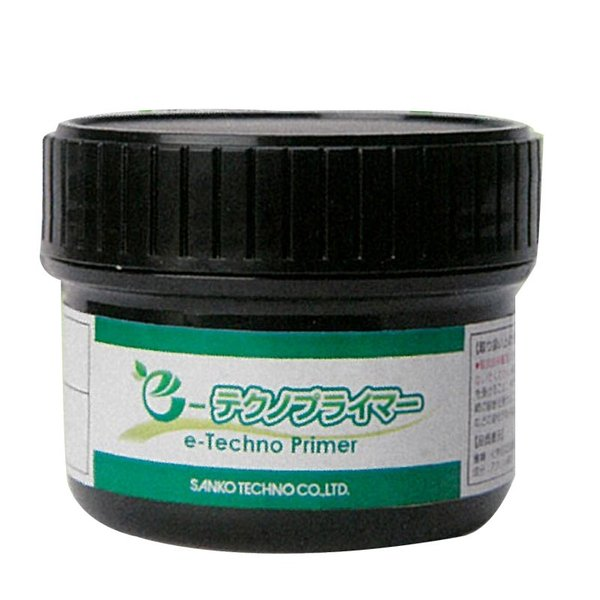e-テクノプライマー ETP-100 100g プライマー 補修 硬化 SANKOTECHNO カS
