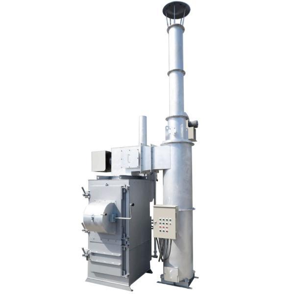 焼却炉 水冷式 廃プラ対応 ISG-400J 大型投入口 高性能タイプ 運賃取付費込価格 届け出不要 税制優遇適用可能 DAITO 金T 代引不可 個人宅配送不可