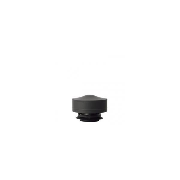溶接煙突 黒耐熱 ステンレス スーパーハイトップ 直径120mm用 No.14081 煙突 部材 ホンマ製作所 T野D
