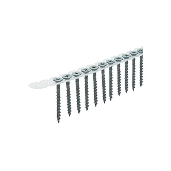 【代引不可】【1000本】カネシン ビス 耐力壁ビス KS4041 平テープ KS-4041(T) [構造用面材と軸組材を緊結するビス] 114460 カネシン アミ