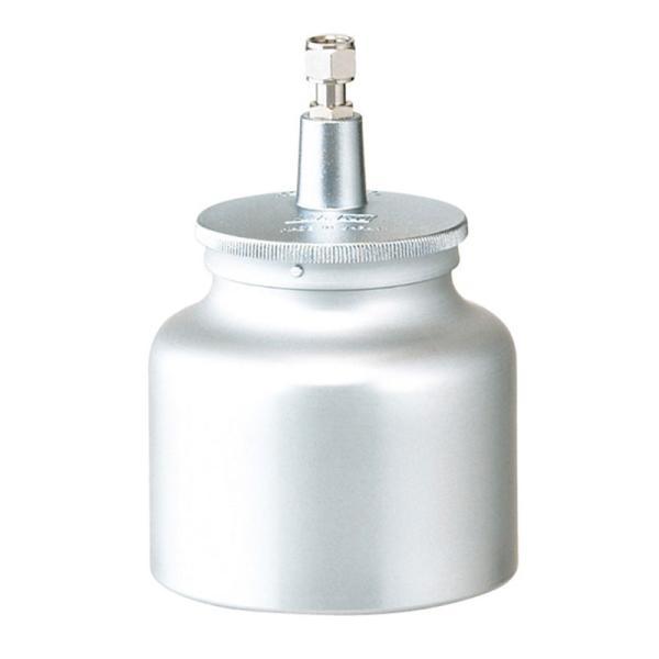 塗料カップ 吸上式スクリュー型 1000cc KS-10-3 塗料口取付ネジ G3/8 近畿製作所 カSD