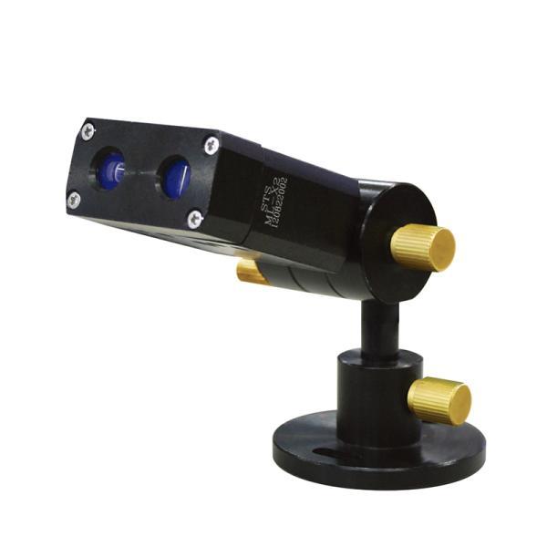 グリーンマーキングレ−ザー レーザー式ケ引装置 クロスラインタイプ 乾電池BOX マグネット台座 三脚取付アダプター付 GML-X2 レンズ焦点固定式 STS AL 代不
