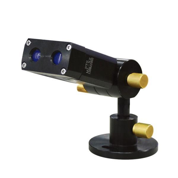 マーキングレ−ザー レーザー式ケ引装置 クロスラインタイプ 乾電池BOX マグネット台座 三脚取付アダプター付 ML-X2 レンズ焦点固定式 STS AL 代引不可