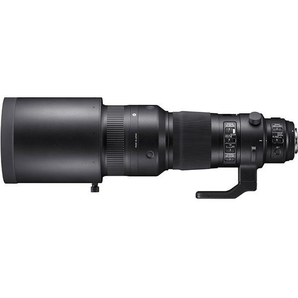 【在庫目安:お取り寄せ】SIGMA   500mm F4 DG OS HSM | Sports キヤノン用